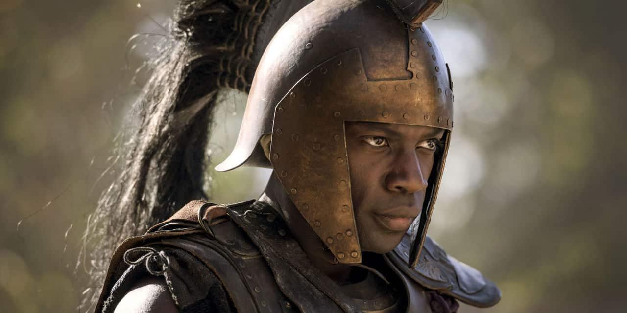 Troy la caduta di troia recensione della serie tv for Francesca la troia