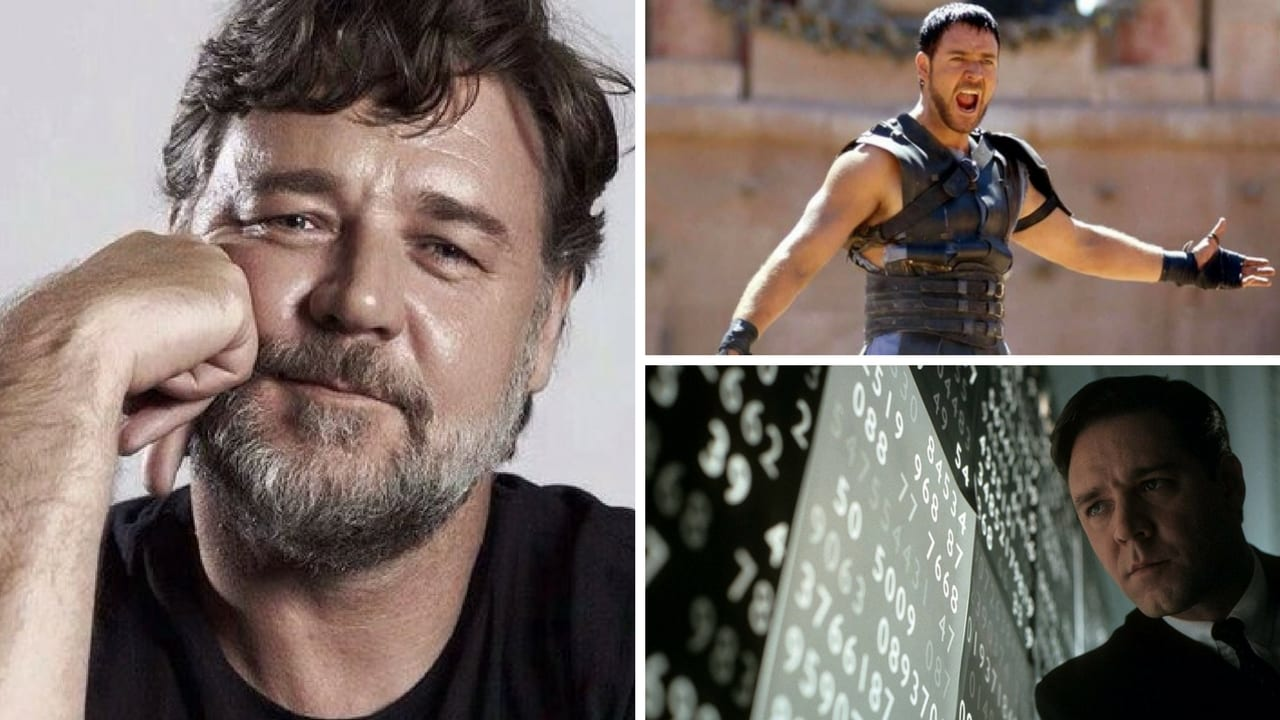 Russell Crowe in 5 fil...