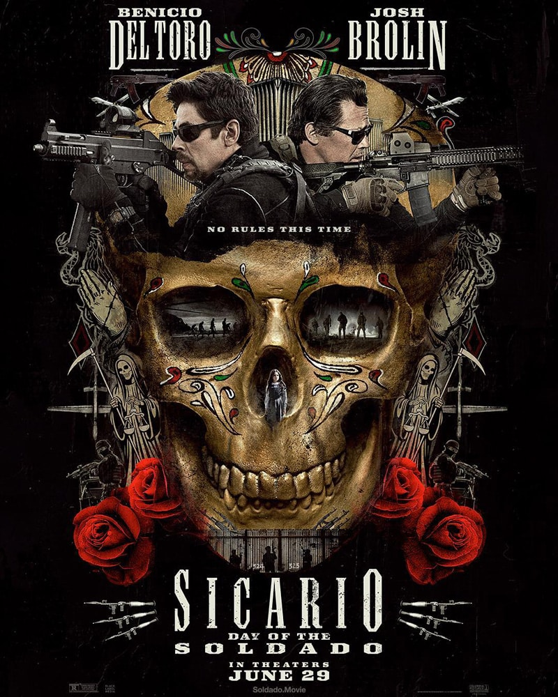 Sicario: Day of the Soldado Cinematographe