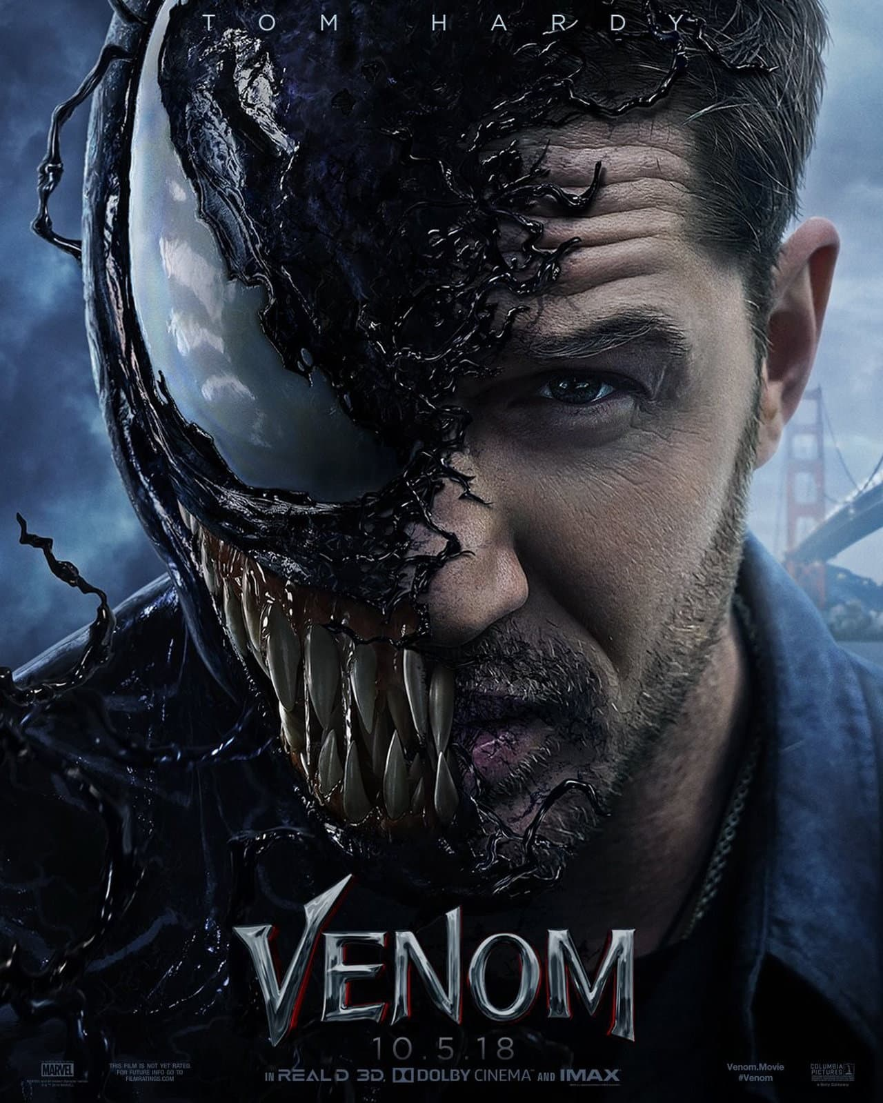 venom-poster, Cinematographe.it