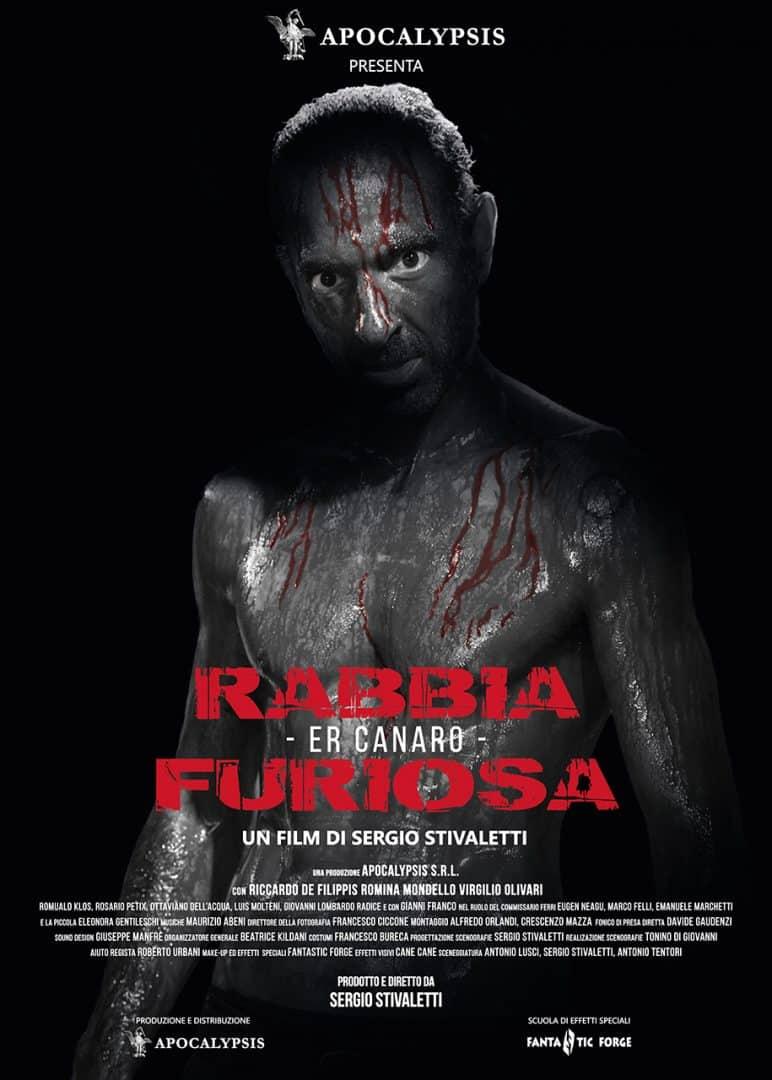 Rabbia Furiosa - Er Canaro un film poster Cinematographe.it
