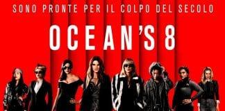 Ocean's 8 Cinematographe.it