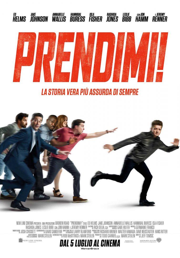 Prendimi! poster Cinematographe.it