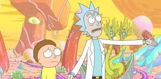 Rick and Morty Cinematographe.it