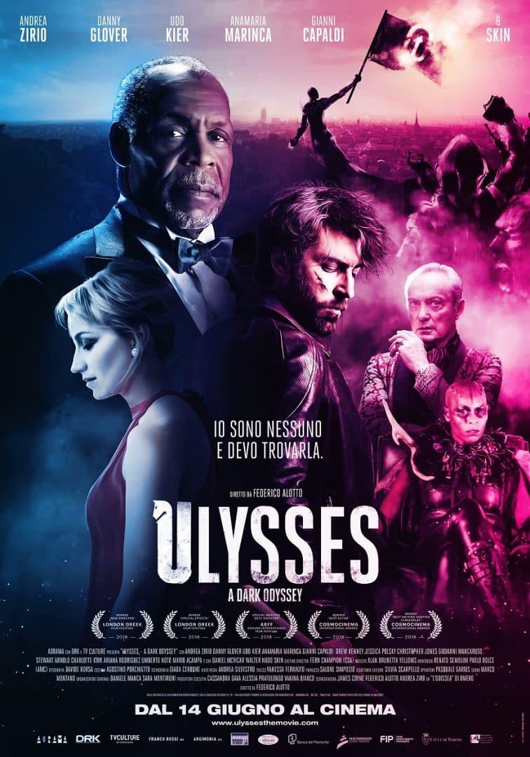 Ulysses - A dark Odyssey poster Cinematographe.it