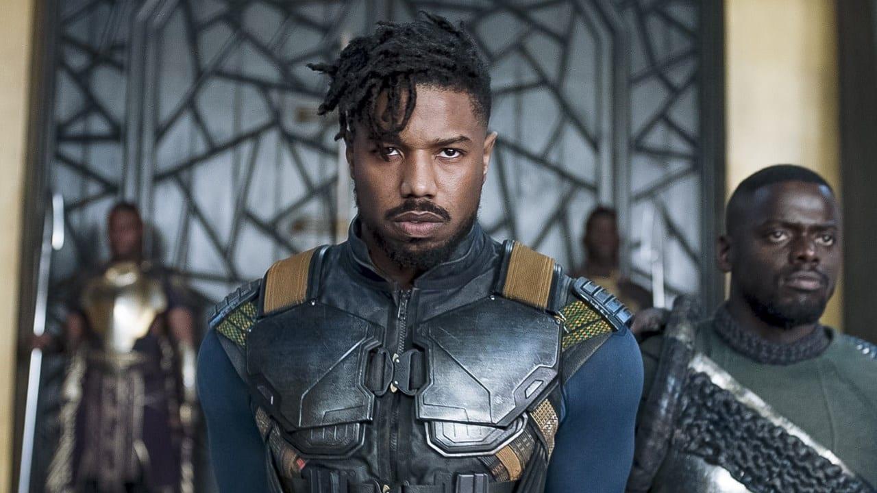 Black Panther: Chadwick Boseman sul ritorno di Killmonger e su Endgame
