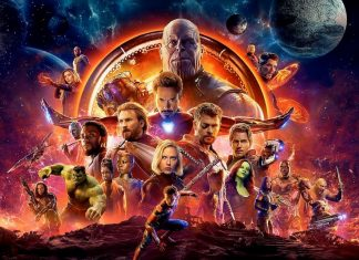 Avengers 4 Avengers: Infinity War Cinematographe.it