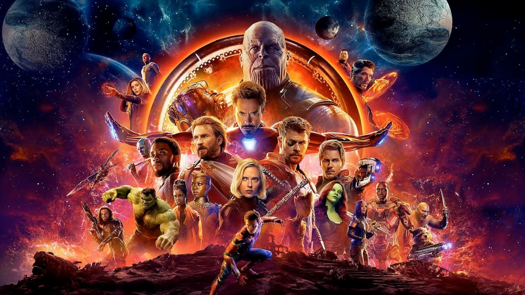 Avengers: Infinity War - primo film dell'estate a superare i 2 miliardi?