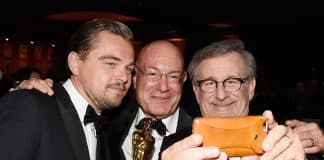 Steven Spielberg Leonardo DiCaprio Cinematographe