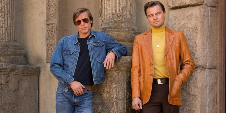C'era una volta... a Hollywood Once Upon a Time in Hollywood Cinematographe.it