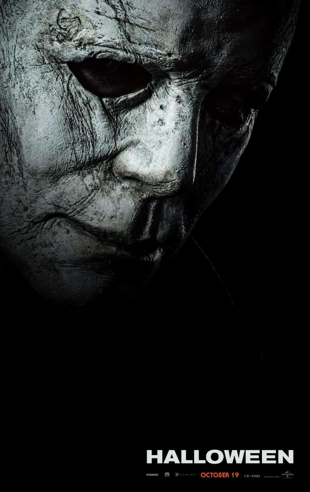 Halloween teaser poster, Cinematographe.it
