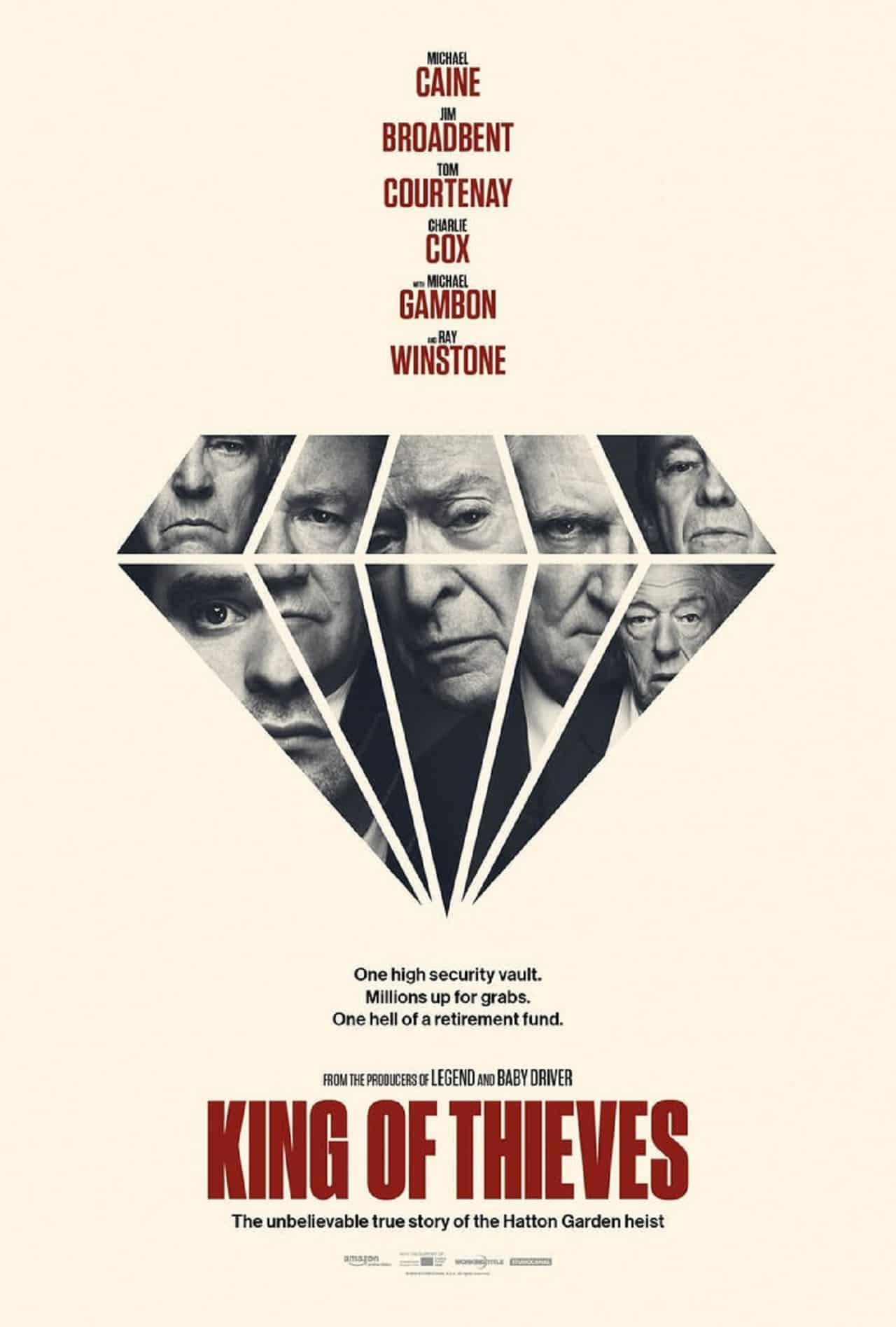 King of Thieves Cinematographe