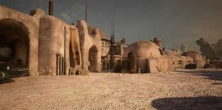 Star Wars Cinematographe