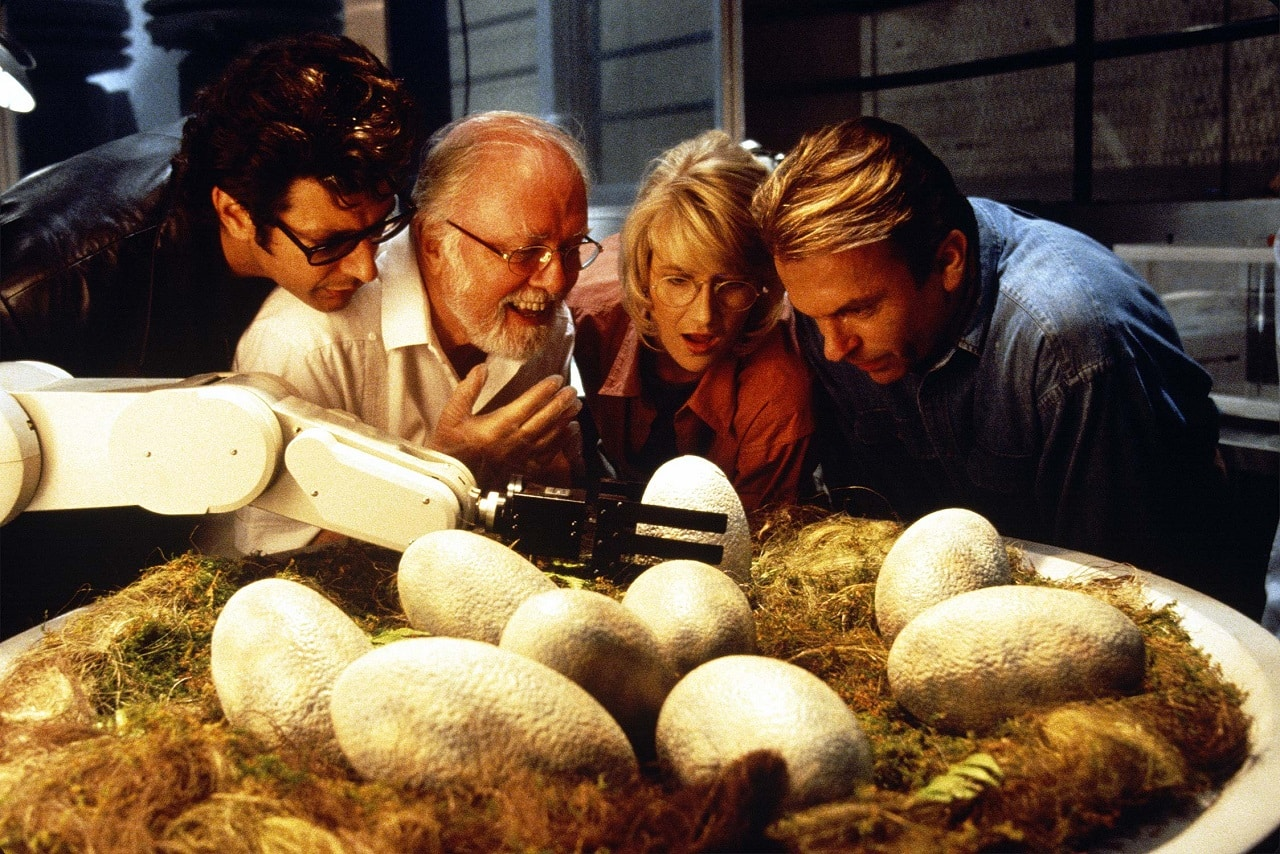 Jurassic Park Cinematographe.it