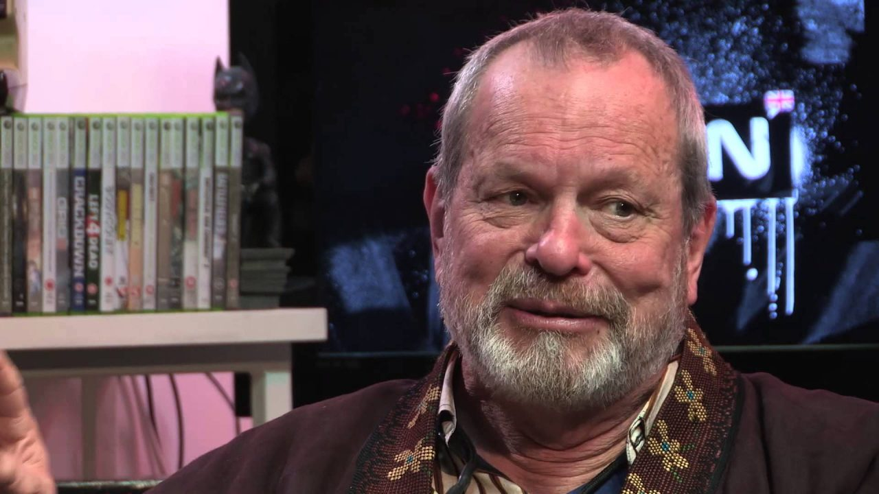 terry gilliam, mr. vertigo cinematographe.it