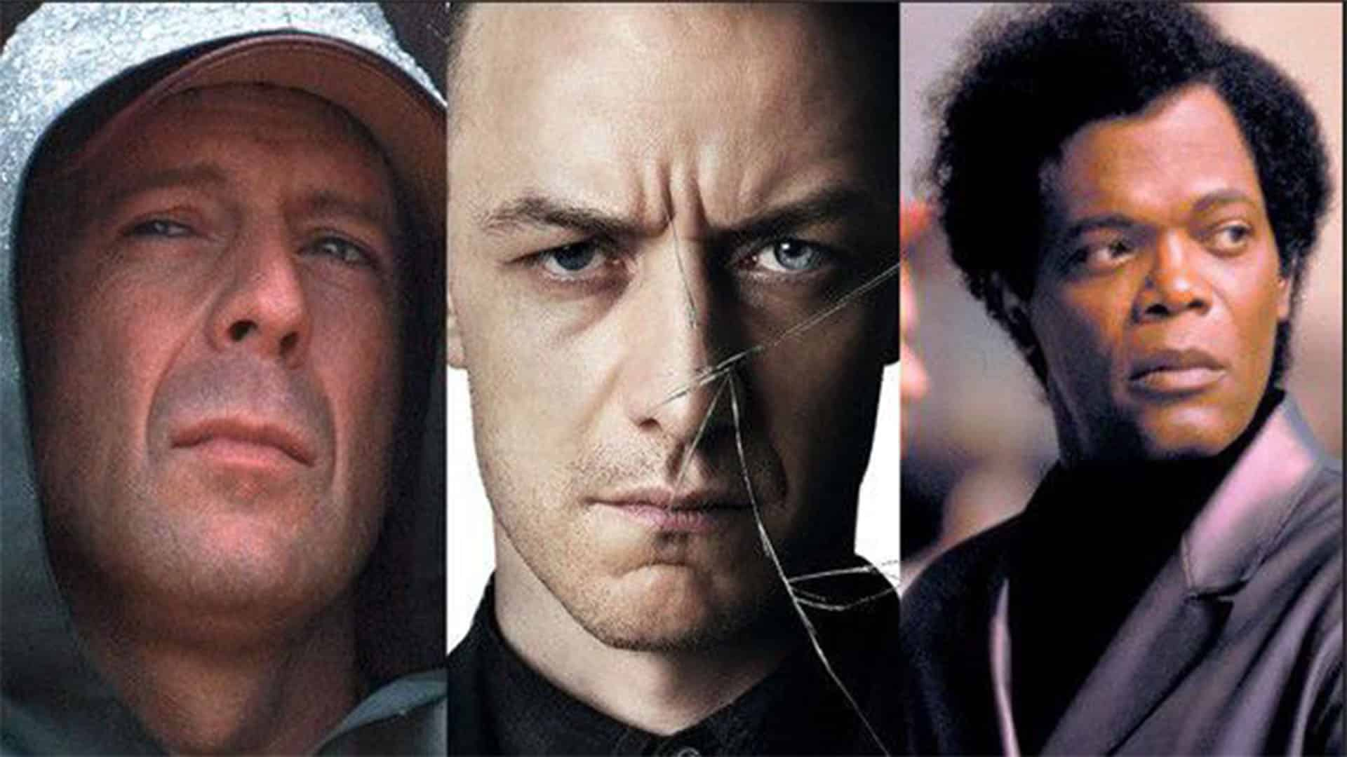 Ecco il primo poster di Glass, sequel di Unbreakable