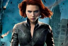 black widow Cinematographe.it