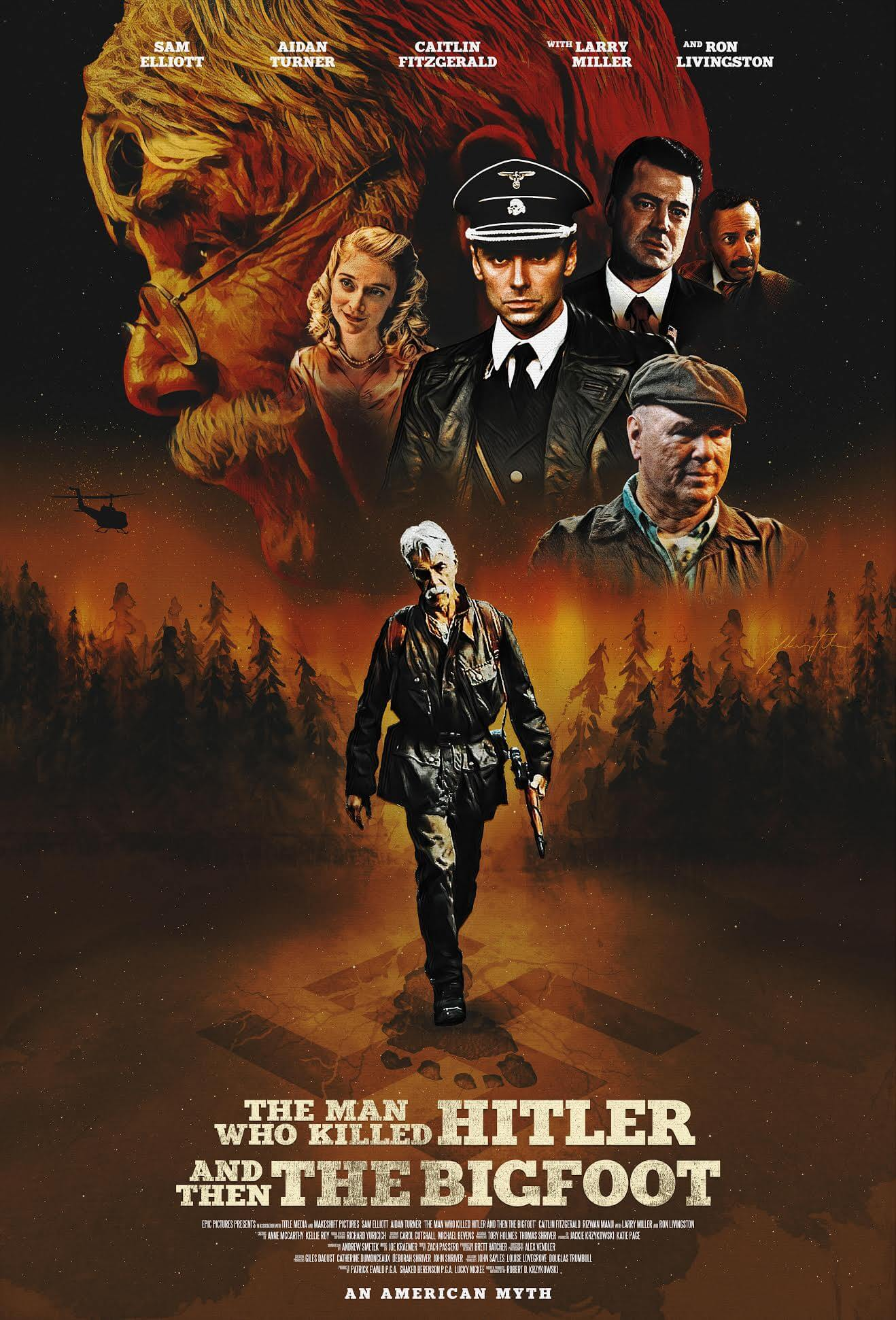 the man who killed hitler and then bigfoot cinematographe.it