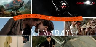 Cinemadays 2018 luglio, cinematographe.it