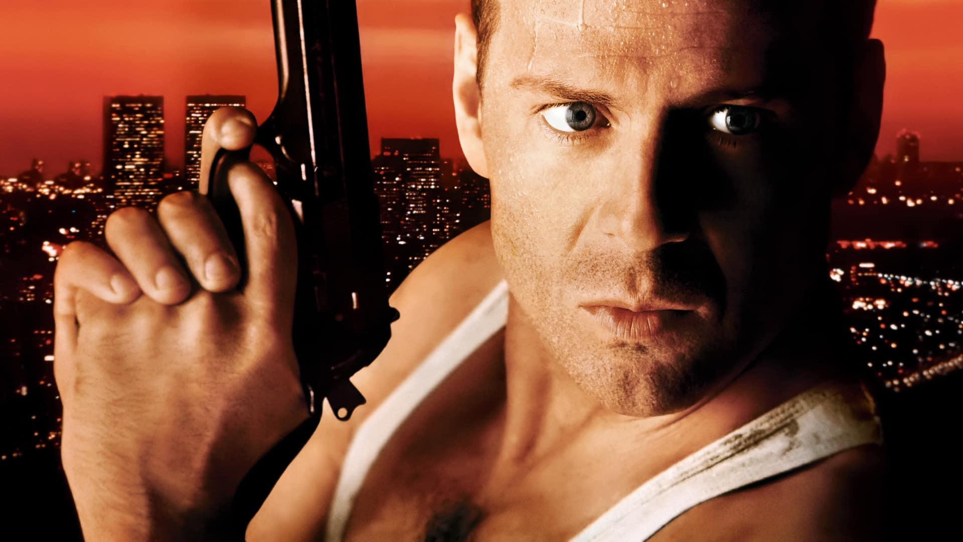 Immagini Hard Di Natale.Die Hard Bruce Willis Conferma Che Non E Un Film Di Natale