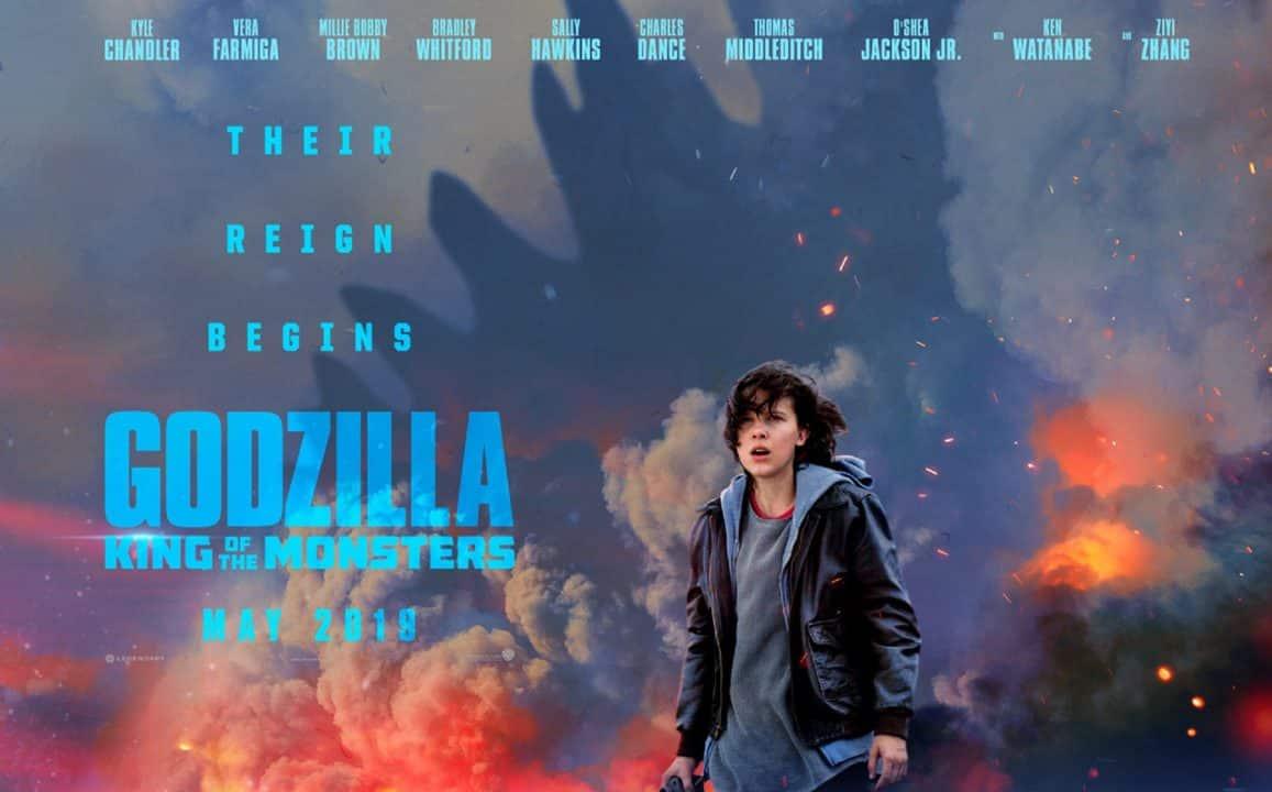 Godzilla II Cinematographe