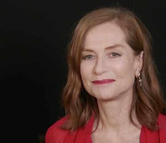 Isabelle Huppert Cinematographe
