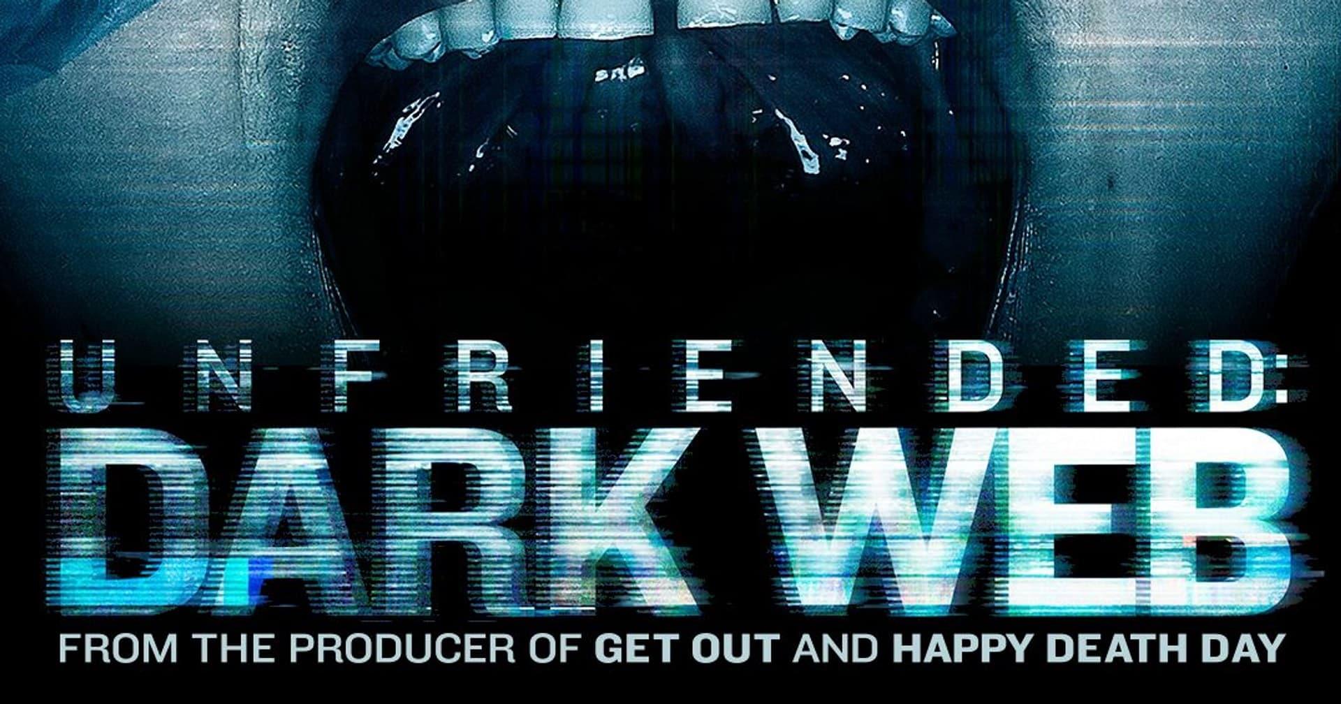 Risultati immagini per unfriended dark web