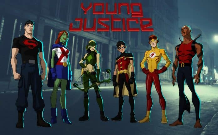 Young Justice Cinematographe