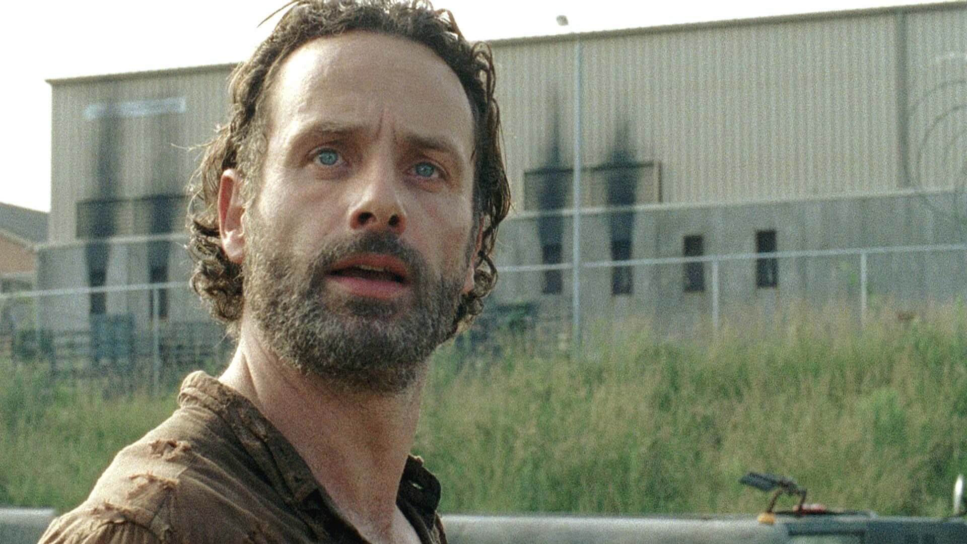 andrew lincoln the walking dead 9 cinematographe.it
