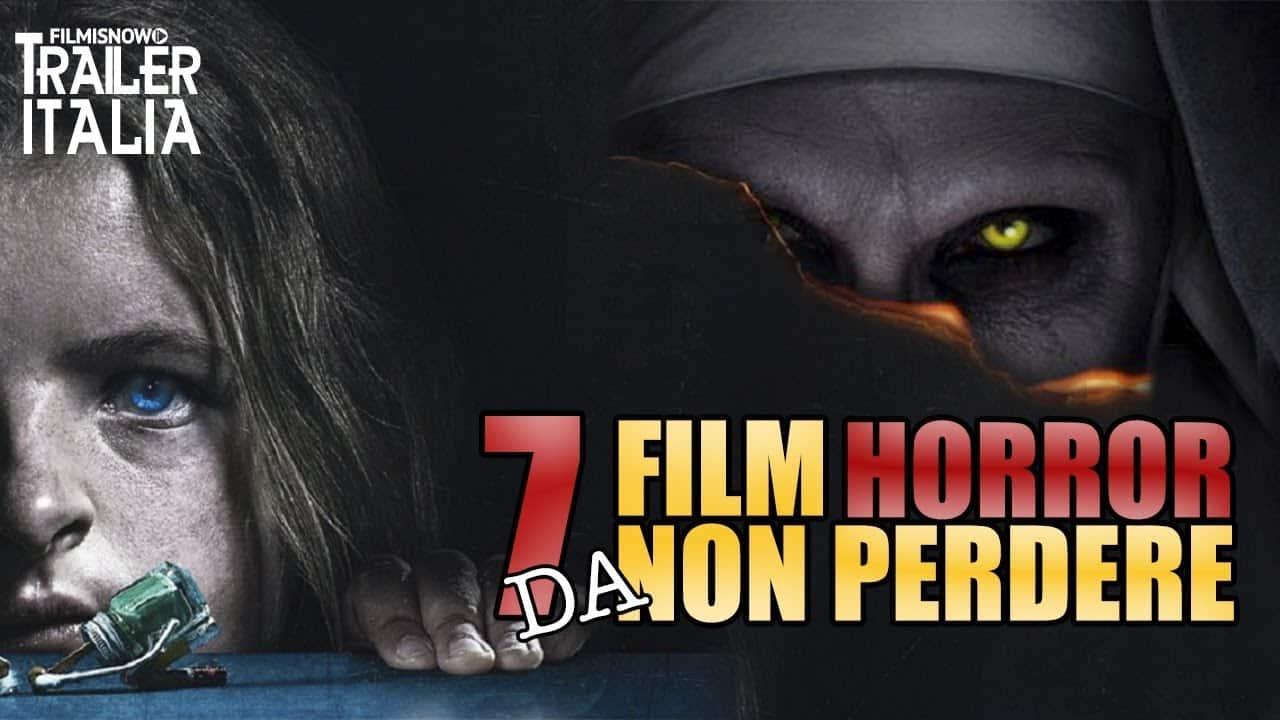 I Film Horror Del 2018 Da Non Perdere Da Luglio A Dicembre