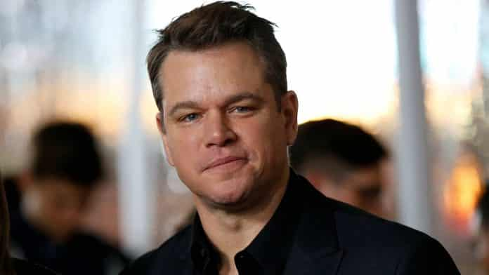 Deadpool 2 Matt Damon Cinematographe.it