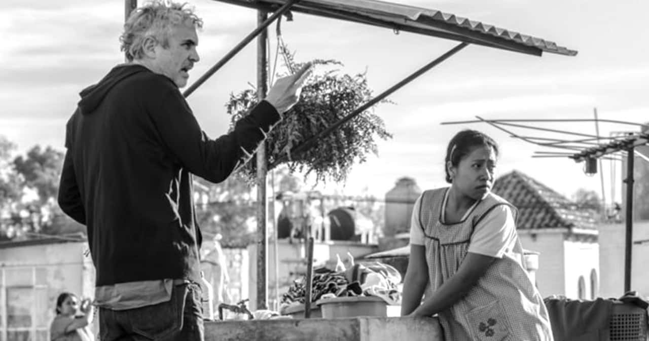 Home video - Roma Writers Guild Awards 2019 Roma Alfonso Cuaron Cinematographe.it