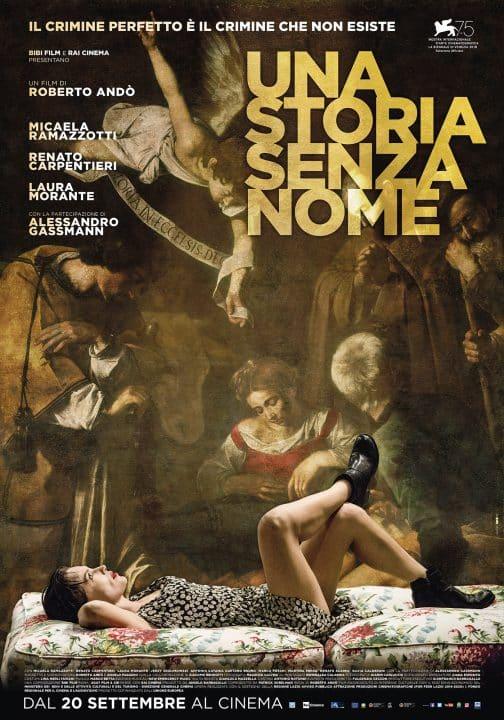 Una storia senza nome poster Cinematographe.it