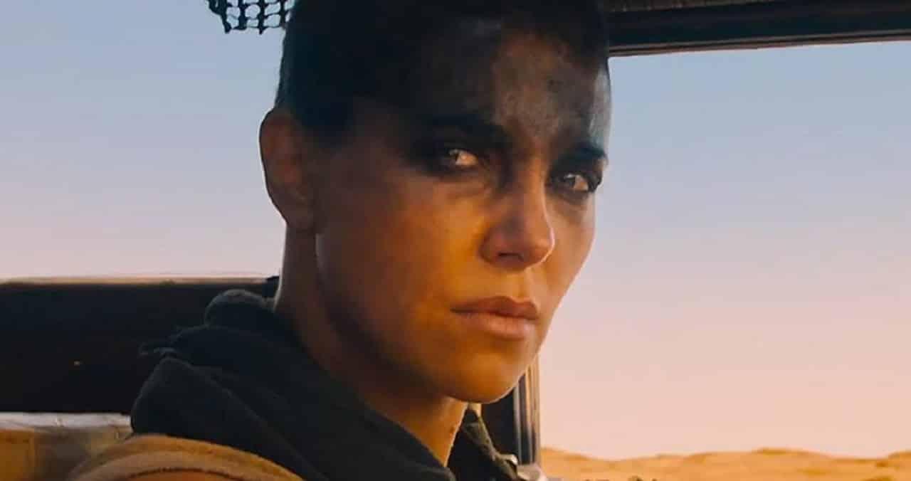 Mad Max; Fury Road , Charlize Theron Cinematographe