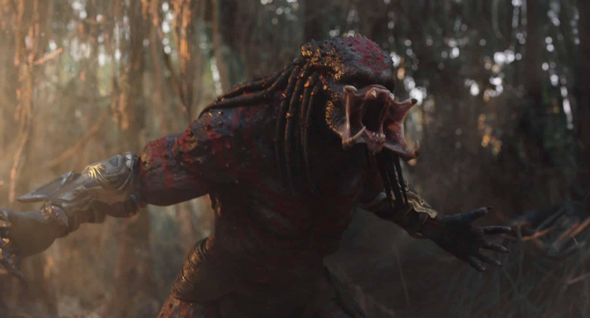 The Predator: la nuova featurette promette più terrore e minacce