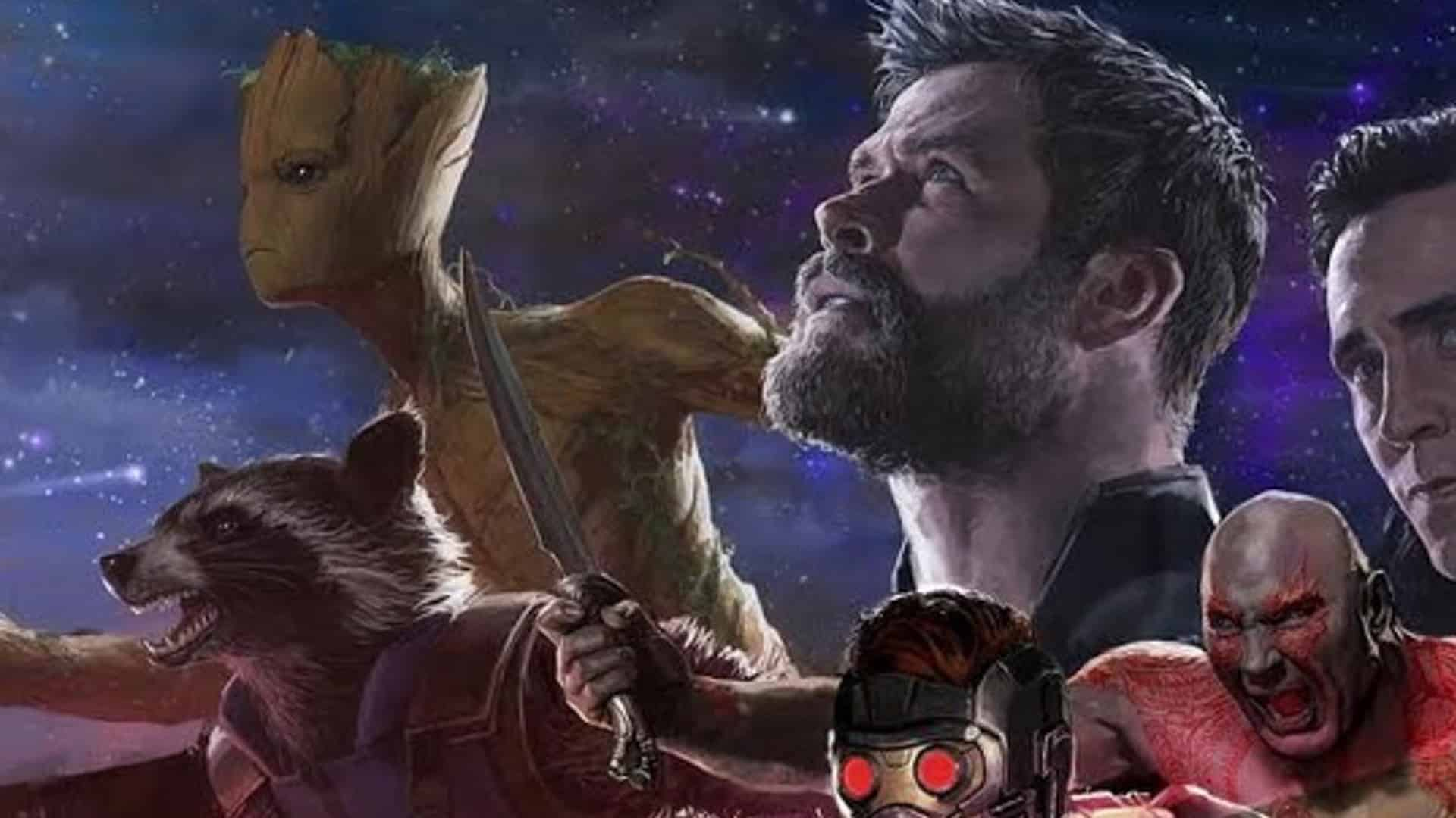 Avengers: Infinity War - ecco nuove fantastiche immagini ufficiali
