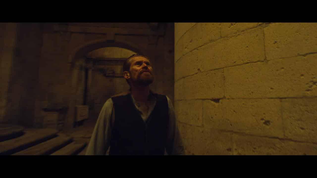 Van Gogh - Sulla soglia dell'eternità Cinematographe