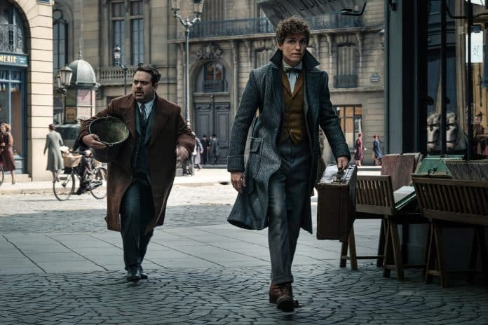 Box Office Italia Animali Fantastici: I Crimini di Grindelwald Cinematographe.it