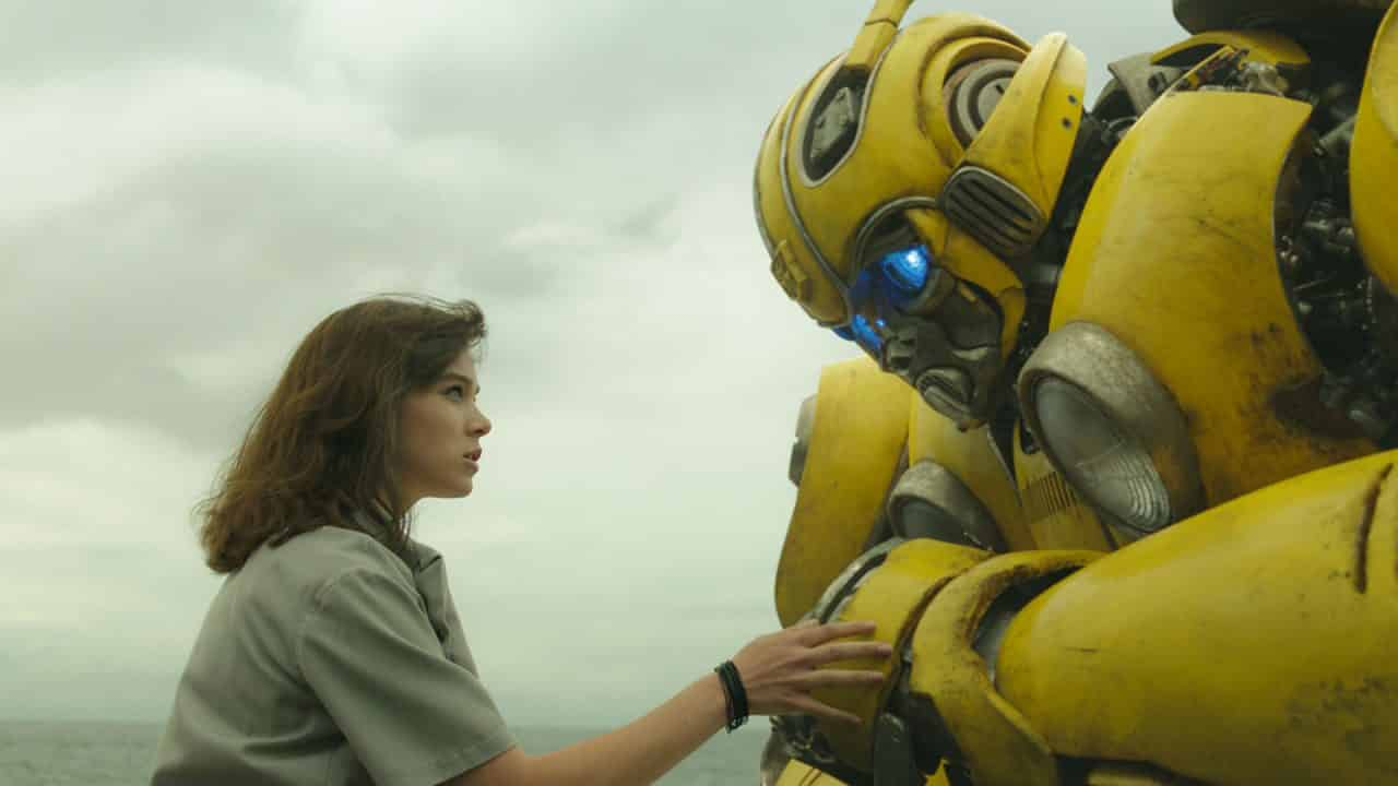 bumblebee, cinematographe.it