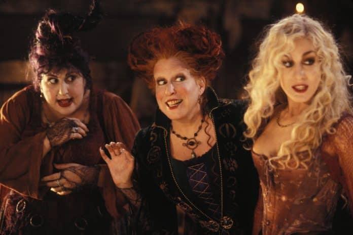 hocus pocus cinematographe
