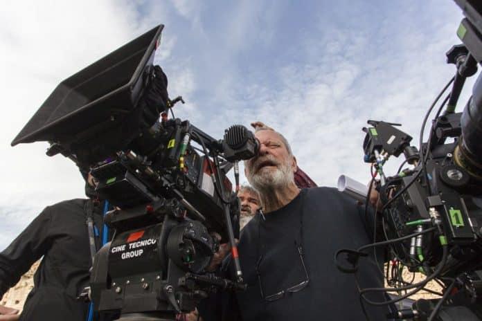 L'uomo che uccise don Chisciotte Terry Gilliam