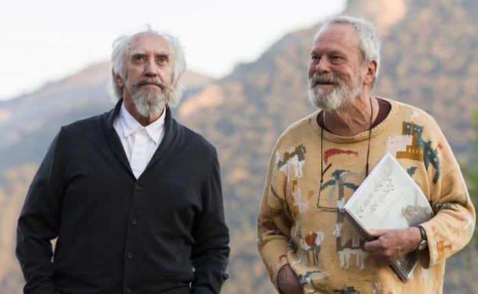 Terry Gilliam e Branco