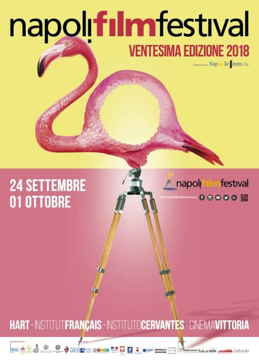 Napoli Film Festival 2018 Cinematographe.it
