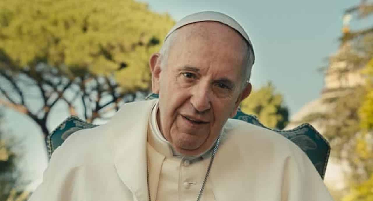 Wenders, Bergoglio uomo senza paura