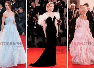 Venezia 75 look Cinematogaphe.it