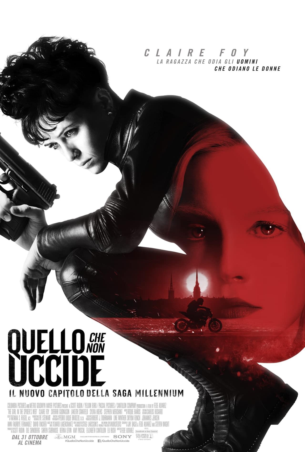 Quello che non uccide poster ita, cinematographe.it