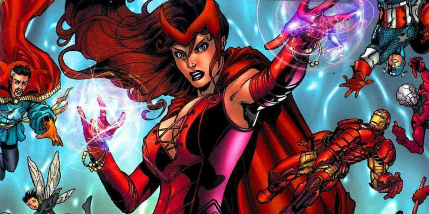 scarlet witch, cinematographe.it