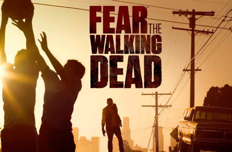 fear the walking dead, cinematographe.it
