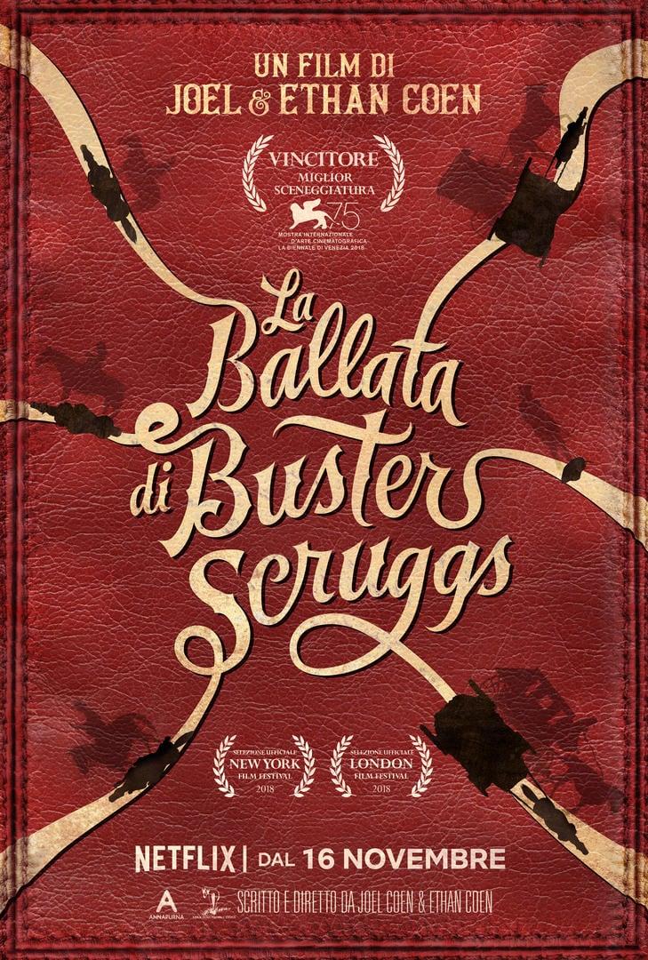 La Ballata di Buster Scruggs  Cinematographe.it
