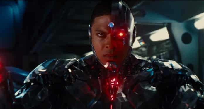Ray Fisher, Justice League -Cinematographe